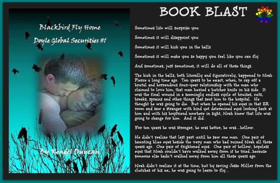 BLACKBIRD FLY HOME BLURB