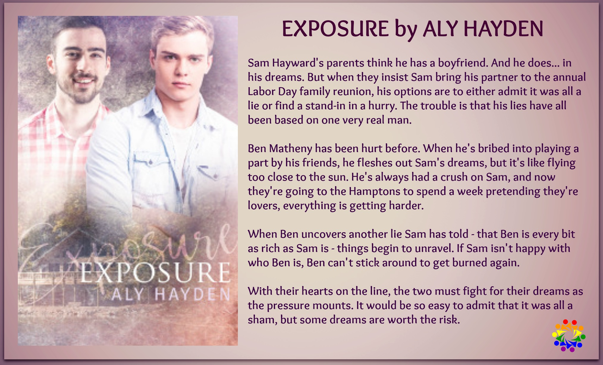 EXPOSURE BLURB