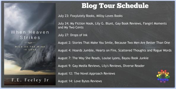 When Heaven Strikes Tour Schedule 3