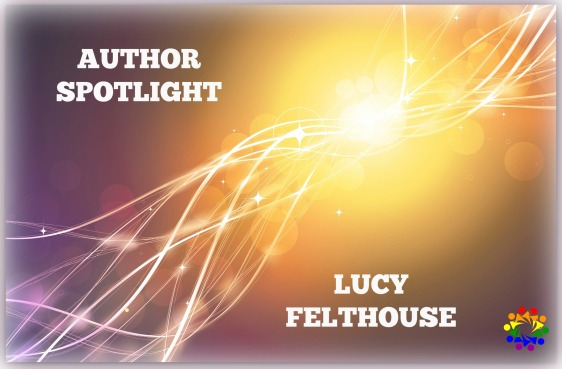 AUTHOR SPOTLIGHT LUCY