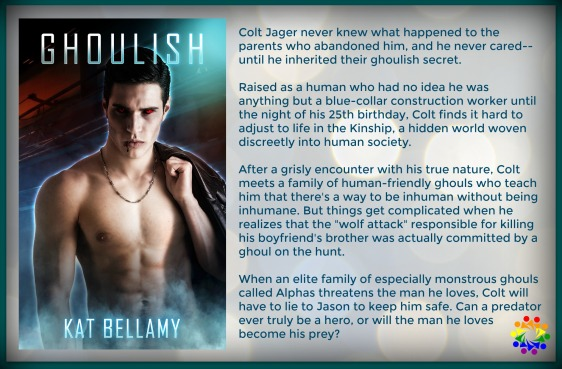 Ghoulish Blurb