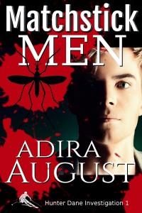 MATCHSTICK MEN COVER