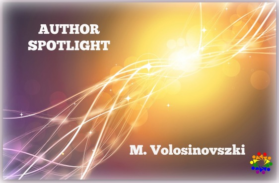 AUTHOR SPOTLIGHT BACKGROUND
