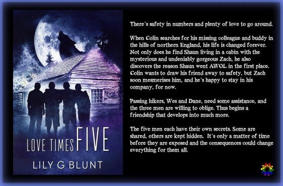 LOVE TIMES FIVE BLURB-2 copy
