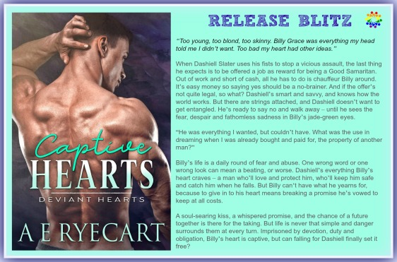 CAPTIVE HEARTS BLURB
