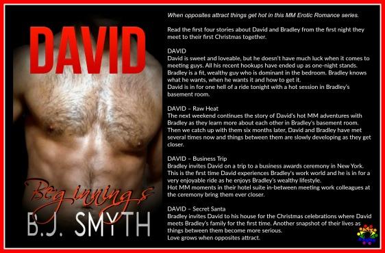 DAVID BLURB
