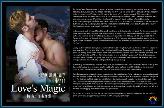 LOVE'S MAGIC BLURB