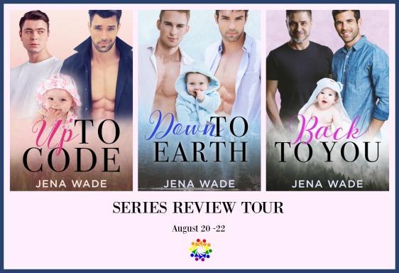 JENA WADE SERIES REVIEW TOUR