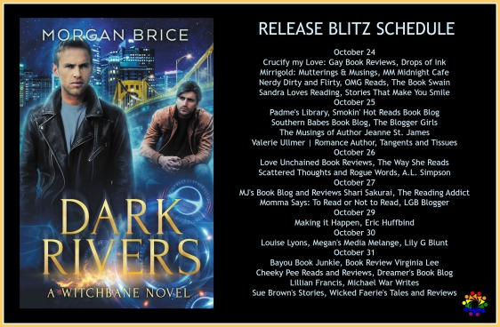 DARK RIVERS SCHEDULE