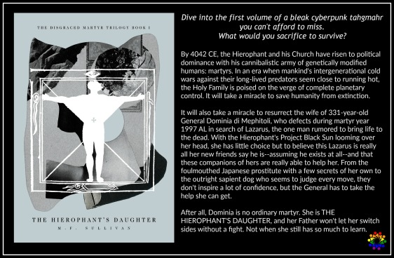 The Hierophant's Daughter BLURB