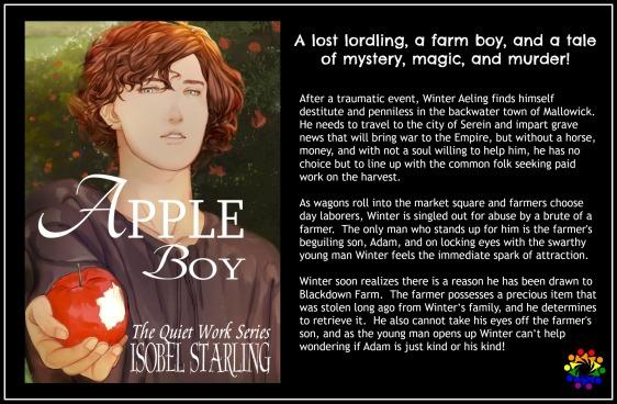 apple boy blurb