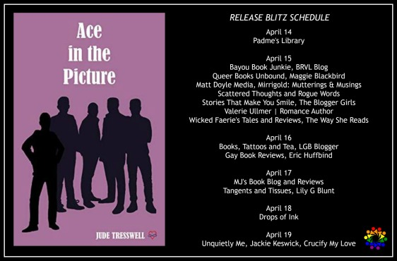 ACE IN THE PICTURE SCHEDULE