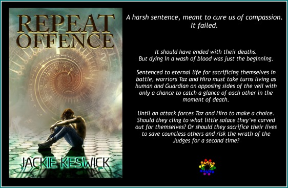REPEAT OFFENCE BLURB