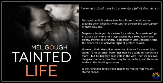TAINTED LIFE BLURB