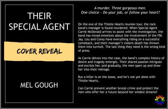 BLURB SPECIAL AGENT