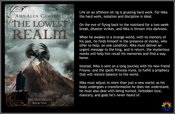 BLURB THE LOWEST REALM