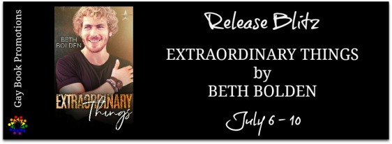 RELEASE BLITZ EXTRAORDINARY THINGS